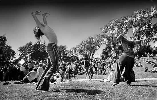a history of hippie culture in san francisco